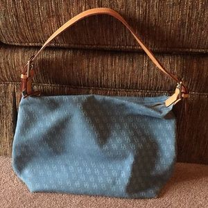 Douney fabric hobo bag